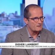 Didier Lambert sur LCI