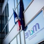 Siège de l'Agence nationale de sécurité du médicament et des produits de santé (ANSM / Afssaps), Saint-Denis (93), 6 novembre 2014.  Paris, France   GARO/PHANIE