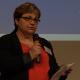 La vice-présidente de l'association E3M, Suzette Fernandes,